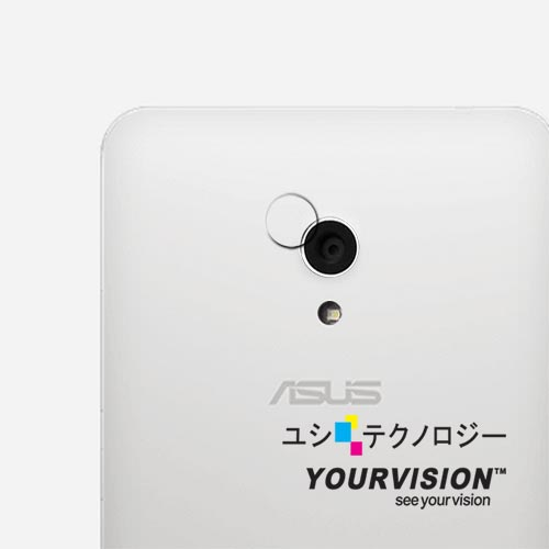 【Yourvision】ASUS ZenFone 6 A600CG 攝影機 鏡頭光學保護膜-贈布