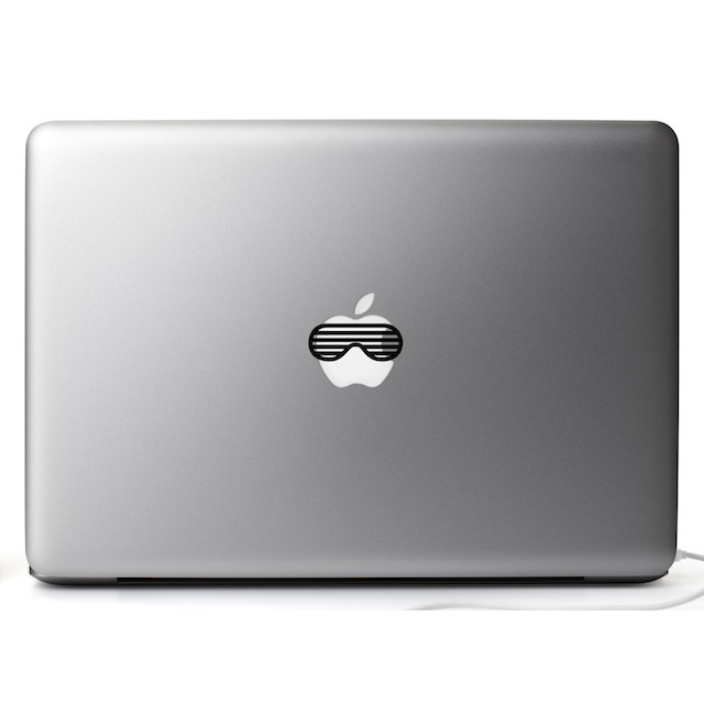 【USticker】☆廣告款MacBook貼紙☆Party Time -MacBook全系列適用