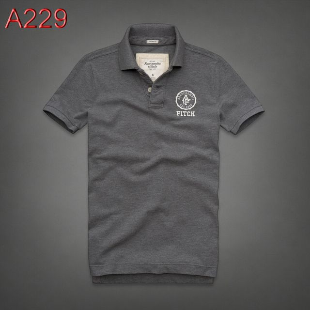 【Abercrombie】AF A&F  短袖 polo A229
