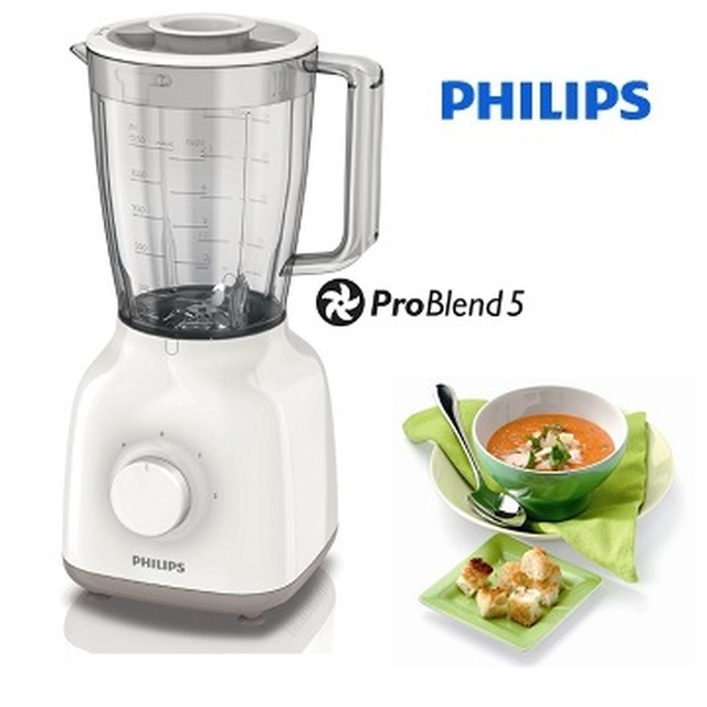【PHILIPS 飛利浦】Daily Collection果汁機 HR2100