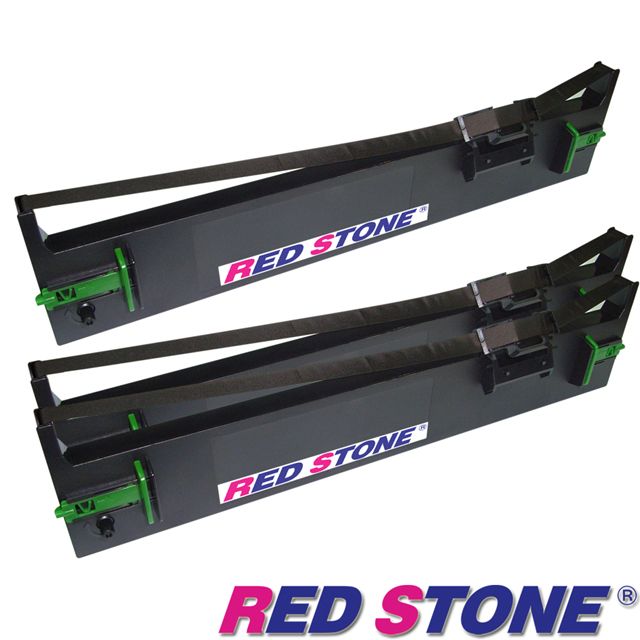 【RED STONE 】for EPSON S015611/LQ690C黑色色帶組 (1組3入)