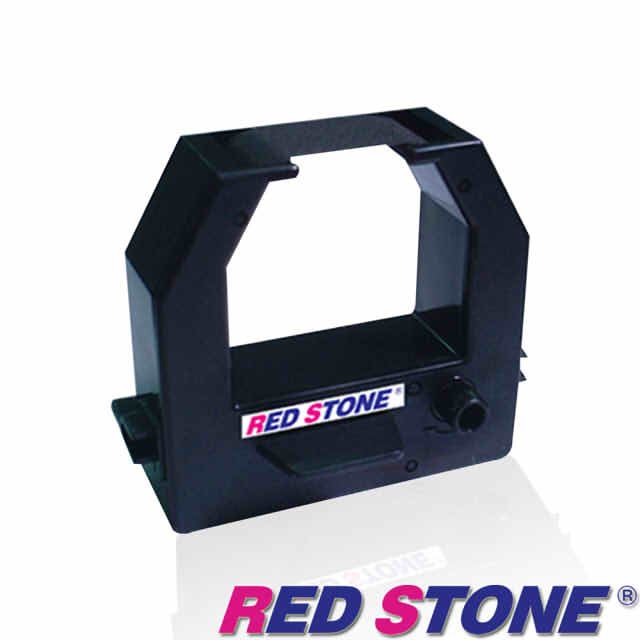 【RED STONE 】for AMANO BX2000電子式 打卡鐘色帶(黑色)