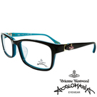 ~Vivienne Westwood~英國Anglomania光學眼鏡 天藍  AN285