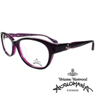 ~Vivienne Westwood~英國Anglomania光學眼鏡^(魅力紫^) AN