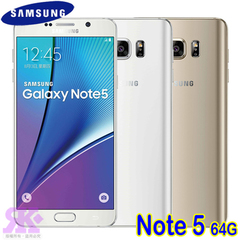 【Samsung Galaxy】Note 5 5.7吋八核智慧手機-64G
