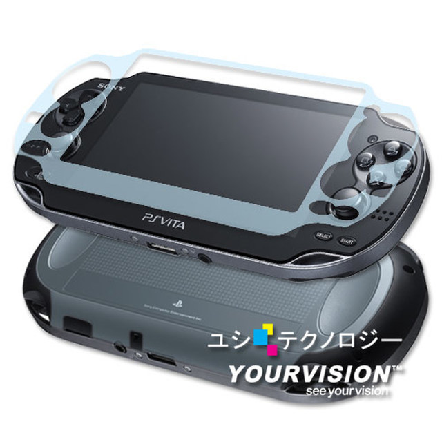 【Yourvision】PS VITA 1000 1007 系列 主機機身保護膜