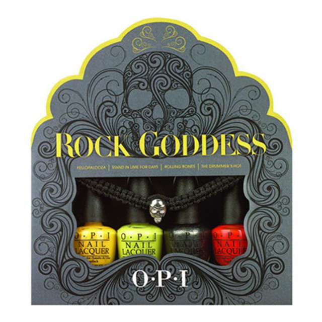 【OPI】Rock Goddess限量迷你組