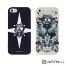 ~JUSTWILL~xCHI ZHANG iPhone5 5S 聯名手機殼