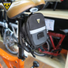 TOPEAK Aero Wedge Pack Medium後座墊袋 黑-中型
