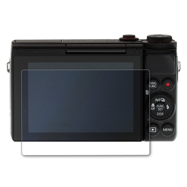 【Kamera】高透光保護貼 for Canon G7X