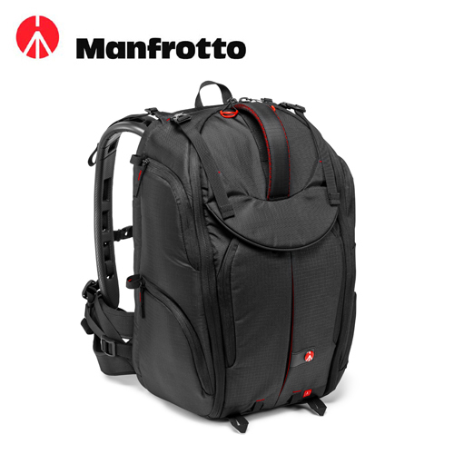 【Manfrotto 曼富圖】Pro-V-410 PL Video Backpack旗 艦級獵豹雙肩背包 410