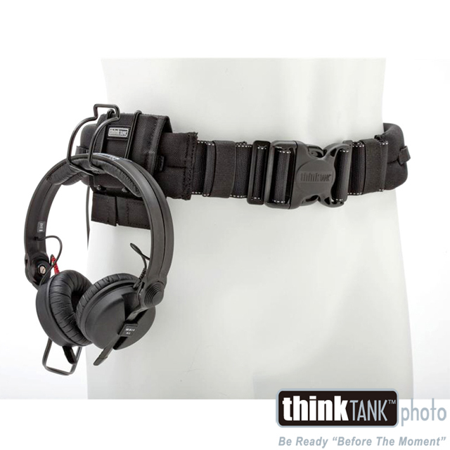 【ThinkTank 】 Multimedia Headphone Hook  耳機掛勾MH365