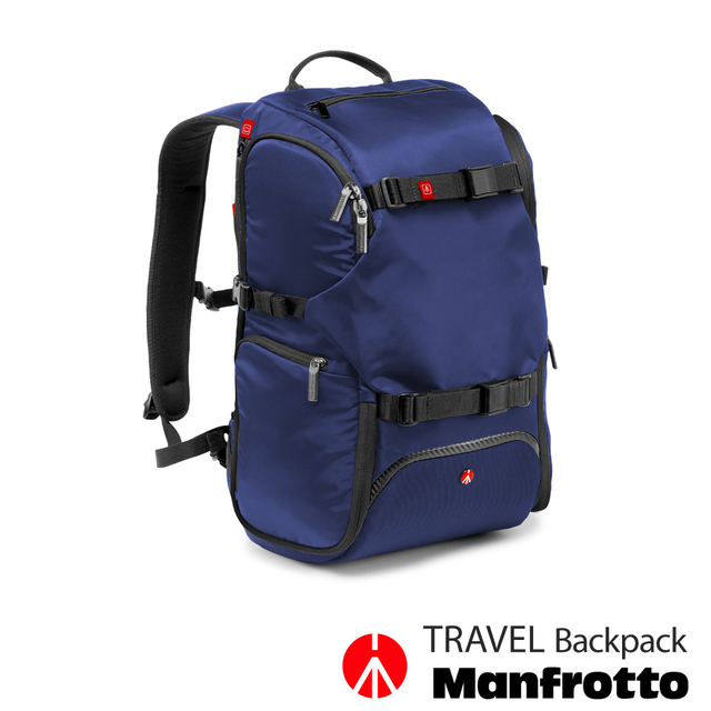 【Manfrotto】Travel Backpack  專業級旅行後背包