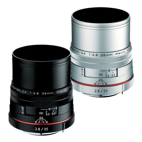 【PENTAX】HD DA 35mm F2.8 Macro Limited -公司貨