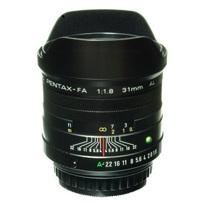 【PENTAX】SMC FA 31mm F1.8 AL Limited -公司貨