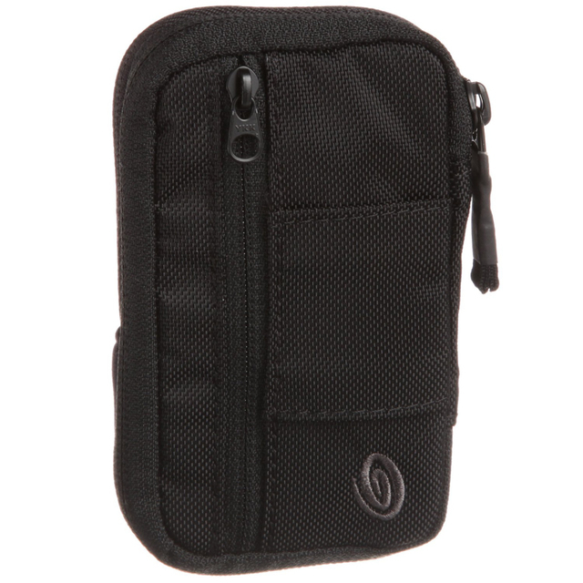 【美國Timbuk2】Pinch Phone Wallet手機保護套 Black/Black/Black