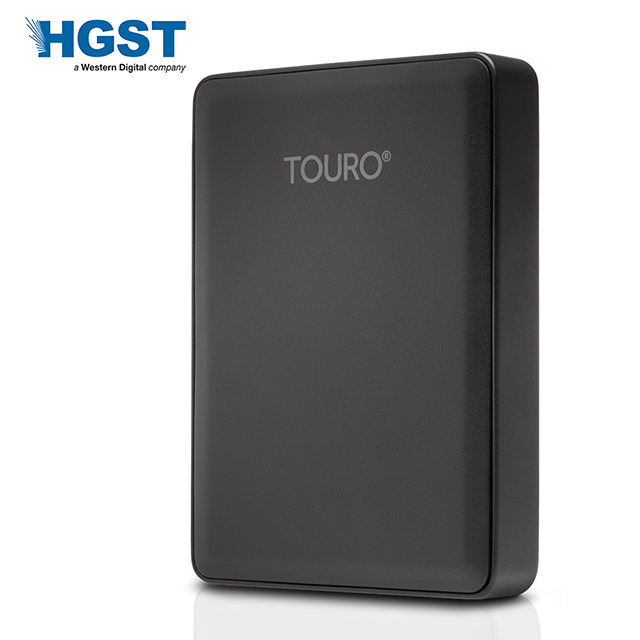 【HGST】TouroMobile USB3.0 3TB   2.5吋行動硬碟(黑色)