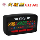 【火狐狸 FIRE FOX】 GPS-A3Plus 固定式行車警示 測速器