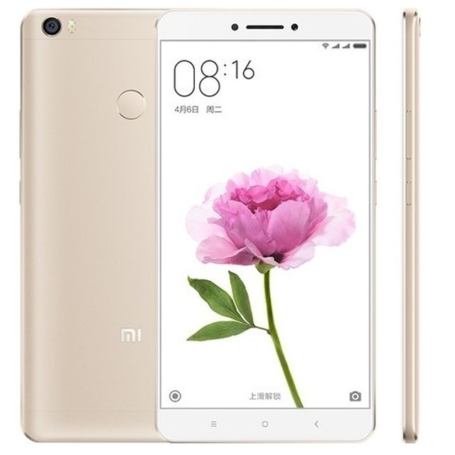 【HOT最新!小米】Max 6.44吋六核心雙卡智慧手機 _(3G/32G)LTE