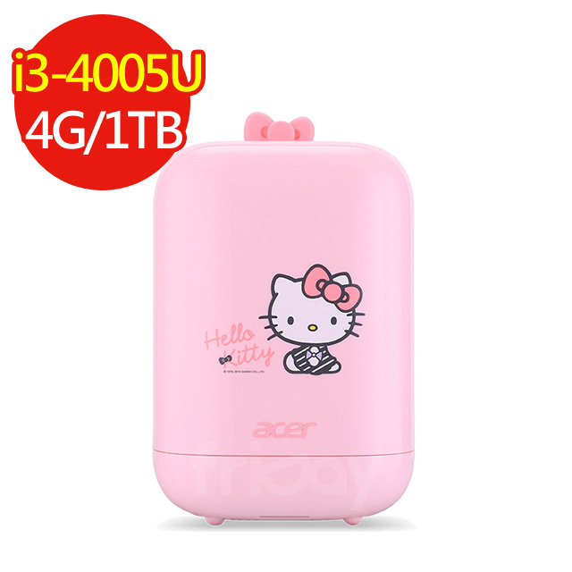 【Acer 】Revo One RL85 Hello Kitty  桌上型電腦