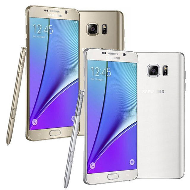 【領券可折!SAMSUNG】Galaxy Note 5 64G 5.7吋8核 智慧手機
