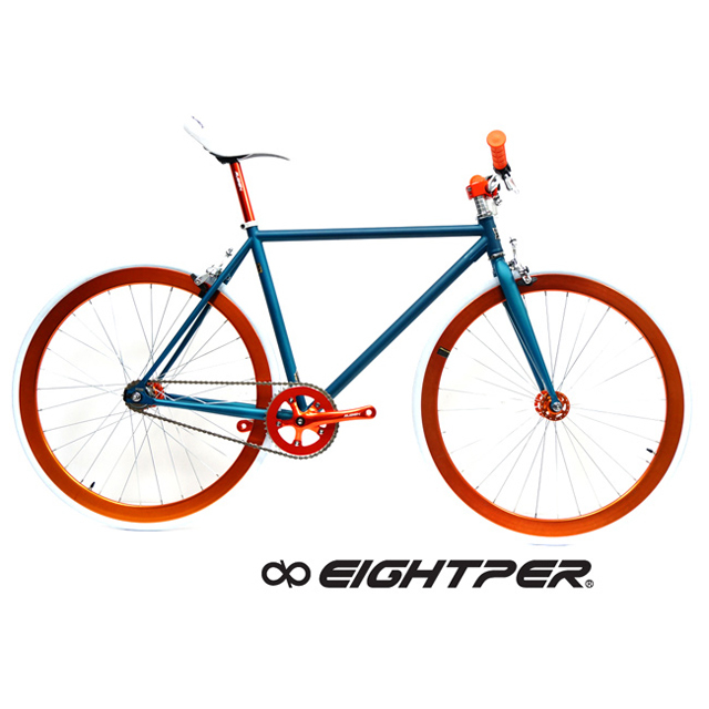 【 Eightper】Fixed Gear 單速車 E11-01