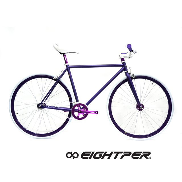 【Eightper】Fixed Gear 單速車 E12-02
