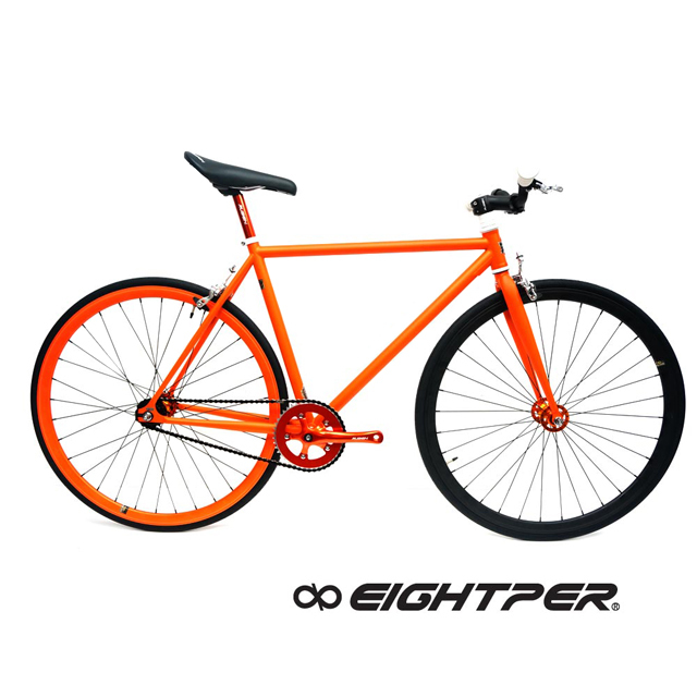 【 Eightper】Fixed Gear 單速車 E08-02