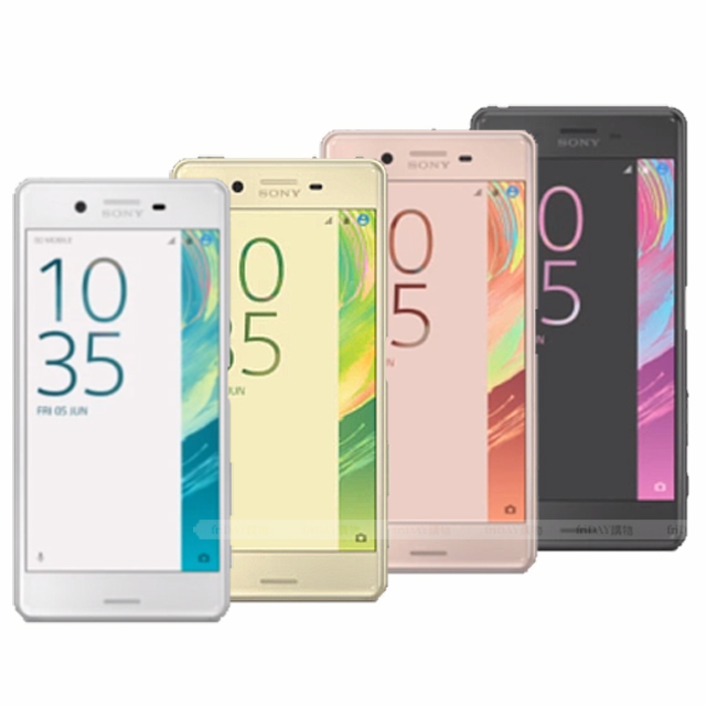 【福利品SONY】 Xperia X Performance 64G/3G 雙卡智慧手機 F8132