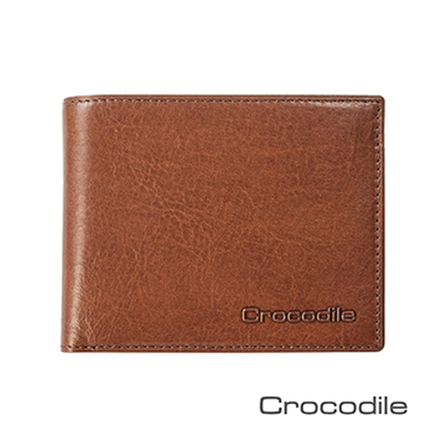 【Crocodile】Natural系列短夾  0103-5804