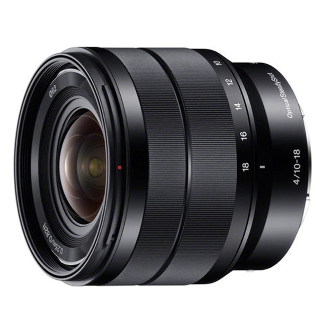 【SONY】E 10-18mm F4 OSS (中文平輸)
