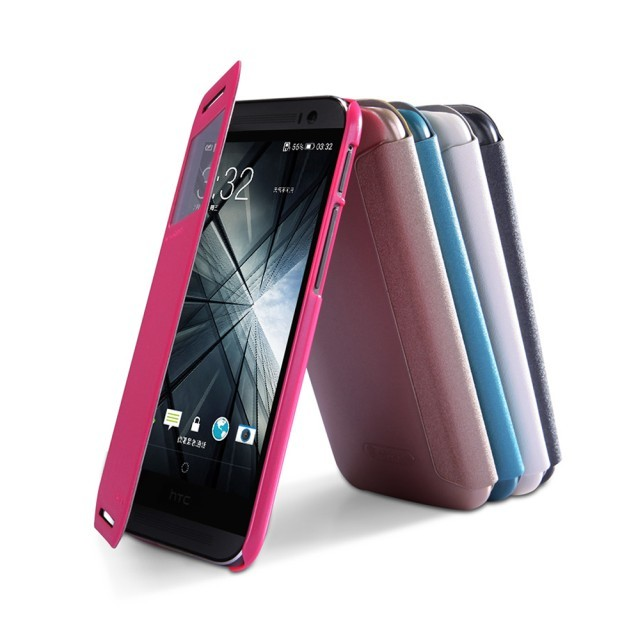 【NILLKIN】HTC All New One M8 星韵皮套