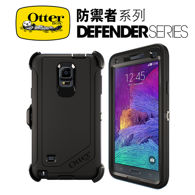 【OtterBox】Defender 防禦者系列保護殼  for  Galaxy Note 4