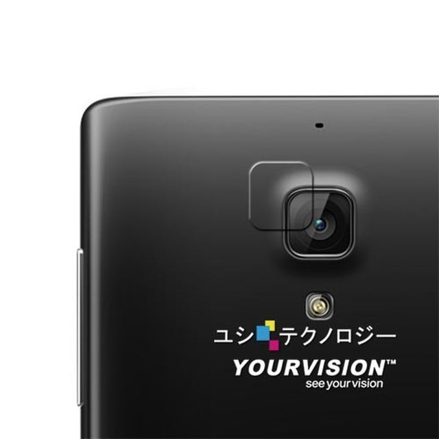 【Yourvision】Xiaomi 紅米手機 紅米機 攝影機 鏡頭光學保護膜-贈布