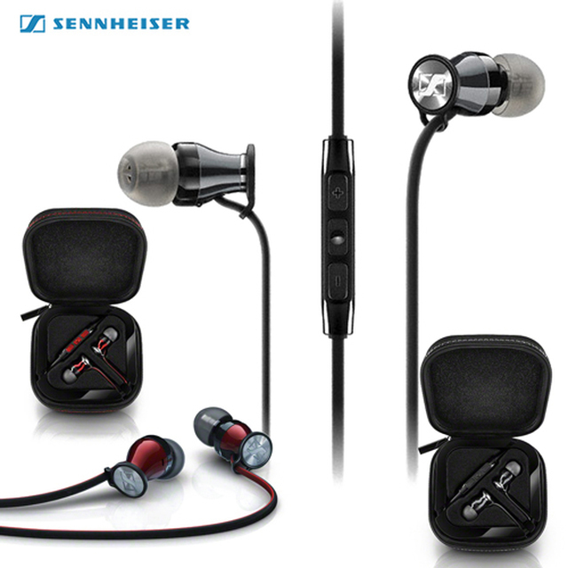 【SENNHEISER 聲海】MOMENTUM IN EAR 耳道式耳機  M2 IEG /M2 IEi