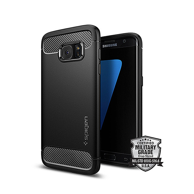 【Spigen】SAMSUNG Galaxy S7 Edge G935F  Rugged Armor 保護殼