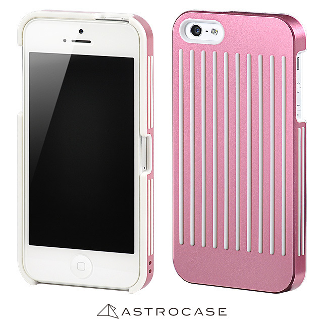 【ASTROCASE】METEOR CASE iPhone5/5S 手機保護殼-蜜桃粉