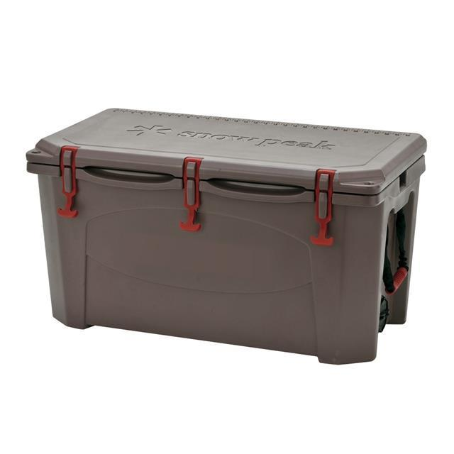 【 Snow Peak】HARD ROCK COOLER 保冷箱 75QT  UG-303GY