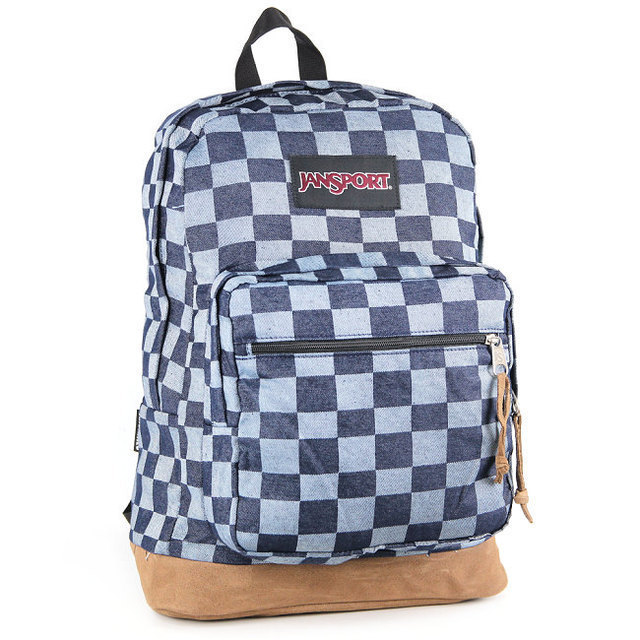 【JanSport】(RIGHT PACK EXPRESSIONS) 西洋棋盤