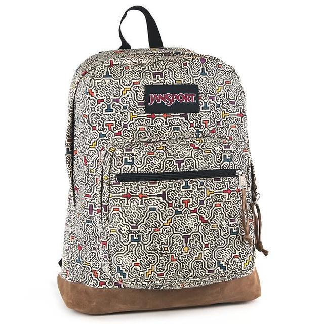 【JanSport】(RIGHT PACK EXPRESSIONS) 移動迷宮