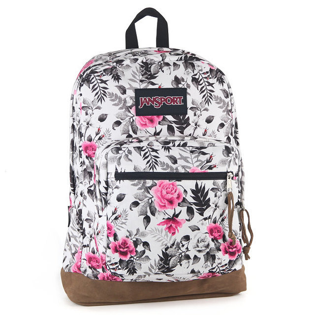 【JanSport】(RIGHT PACK EXPRESSIONS) 黑白繪本
