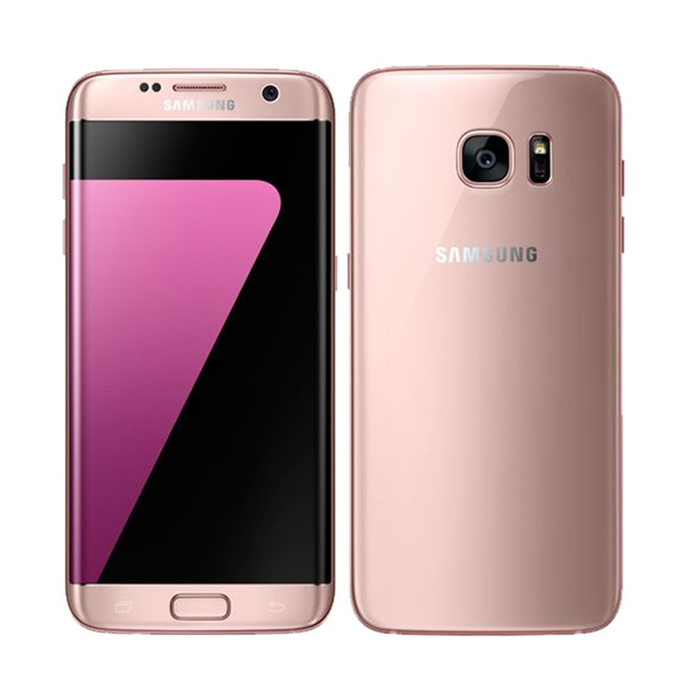 【SAMSUNG Galaxy 】S7 Edge 霓光粉 (4G/32G) ※送保護貼+保護套※