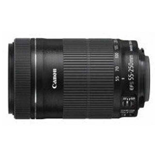 【Canon】EF-S 55-250mm F4-5.6 IS STM  (平輸-彩盒)