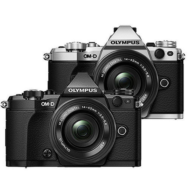 【線上資展 OLYMPUS】OM-D E-M5 Mark II  12-40mm (公司貨)