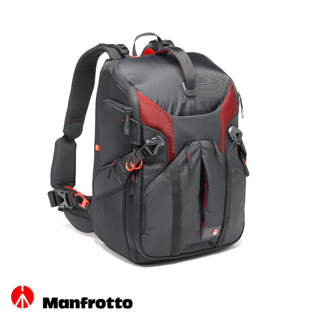 【Manfrotto 旗艦級】3合1雙肩背包 36L 3N1- 36 PL Backpack