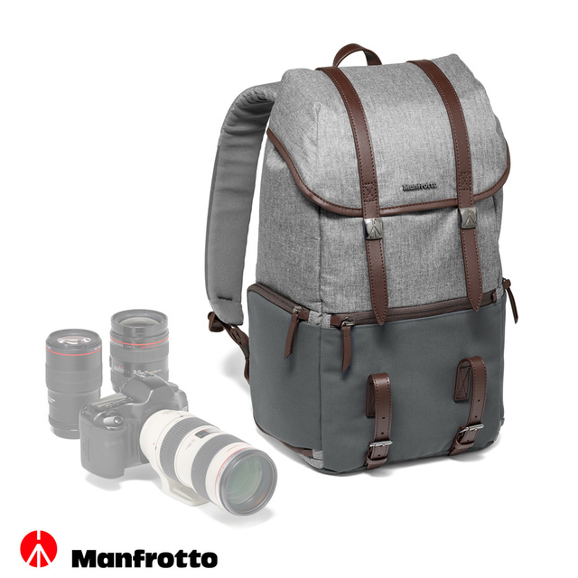 【Manfrotto 】溫莎系列後背包 Lifestyle  Windsor Backpack