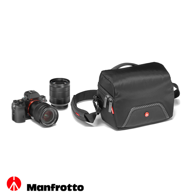 【Manfrotto 專業級】微單眼肩背包 I Advanced Cam pact Shoulder Bag I