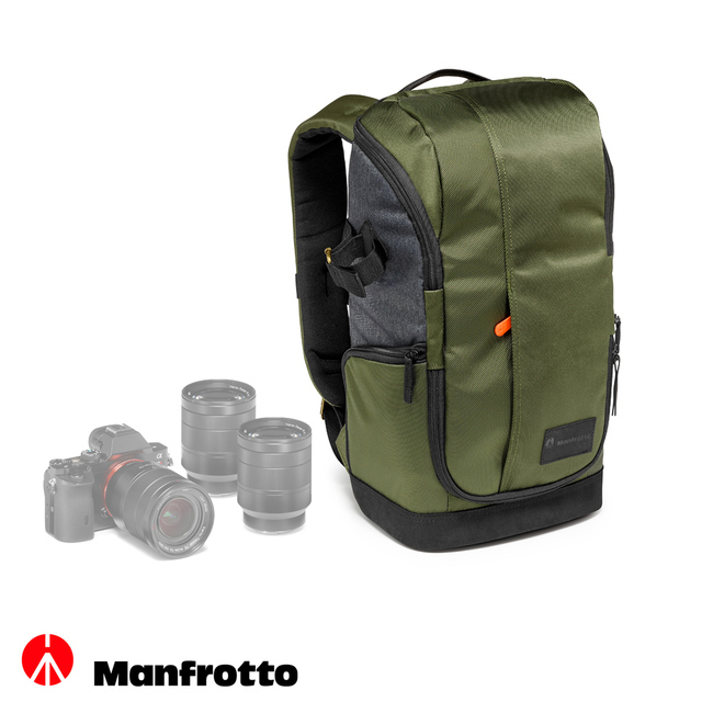 【Manfrotto 街頭玩】家微單眼後背包 Street  CSC Backpack