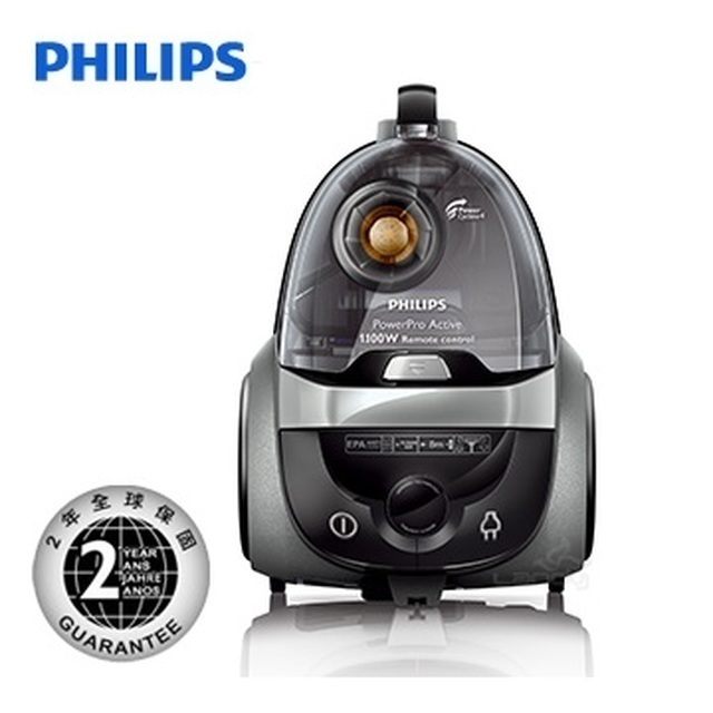 【PHILIPS 飛利浦】Powercyclone 龍捲風吸塵器  FC8637