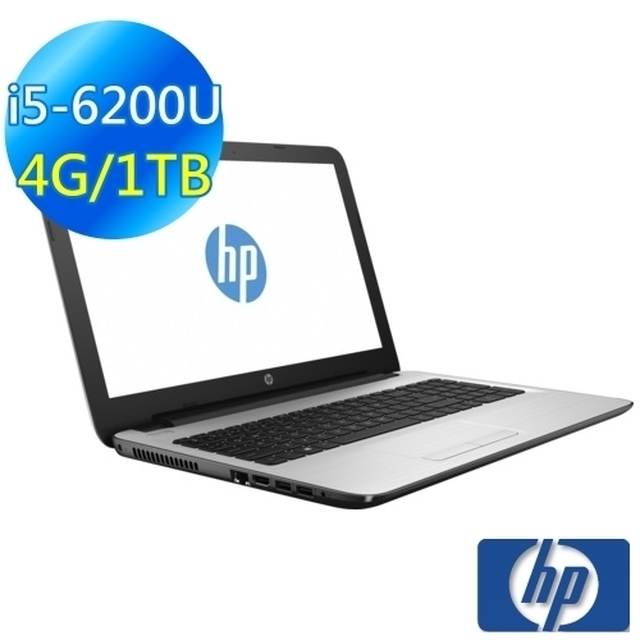 【HP 惠普】Notebook 15-ay018TX